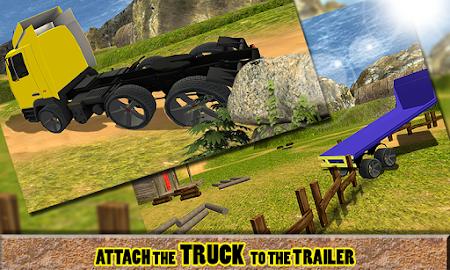 Log Transporter Truck Driver 1.0 screenshot 69879