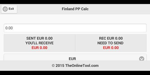 免費下載財經APP|Finland PP Calc app開箱文|APP開箱王