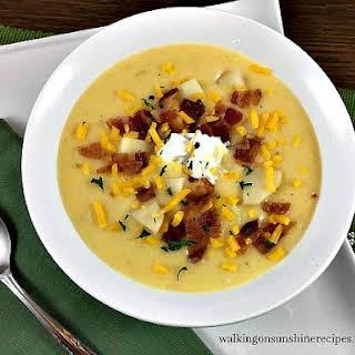 Potato Soup Heavy Whipping Cream Recipes.