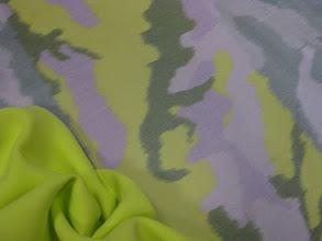 Photo: Ткань: тафта нат. шелк, ш. 140 см., цена 4600р.