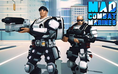 Mad Combat Marines- screenshot thumbnail