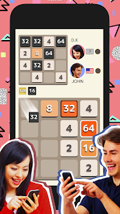 2048WARS -PvP Puzzle- - náhled