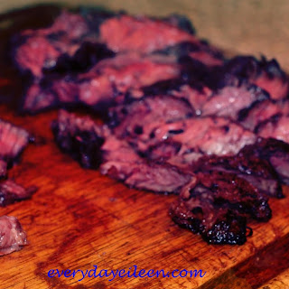 Tequila Lime Marinated Steak