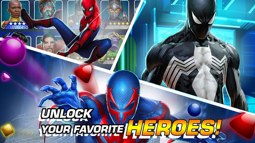 MARVEL Puzzle Quest: Join the Super Hero Battle! 207.535654 screenshots 16