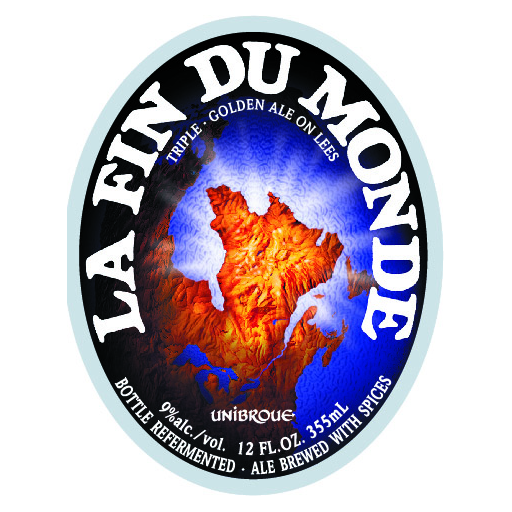 Unibroue La Fin Du Monde Tripel