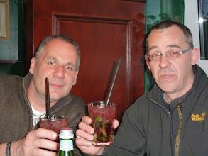 Photo: ...und die Cocktail schmecken auch...