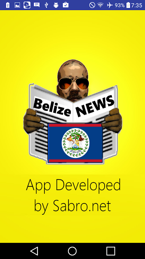 Belize News Noticias de Belice- screenshot