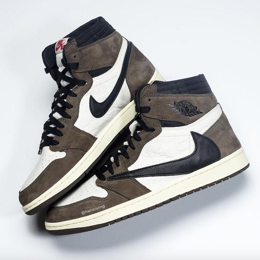 Điểm đặc biệt của Nike air jordan 1 travis scott