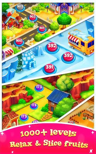 Juice Master - Match 3 Juice Shop Puzzle Game 1.9.1 Mod screenshots 2