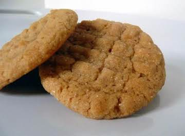 Quick and Simple Peanut Butter Cookies