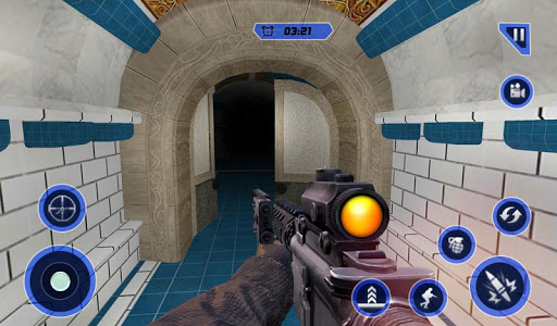 Army Counter Terrorist Attack Sniper Strike Shoot 1.6.2 screenshots 5