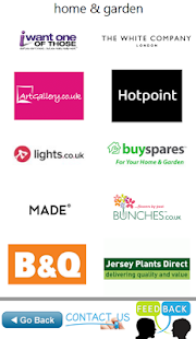UK Shopping - find and buy from many british shops - náhled