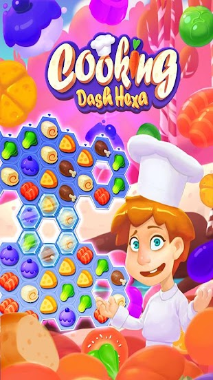 Cooking Dash Hexa- screenshot thumbnail