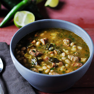 Green Chile & Pork Chili