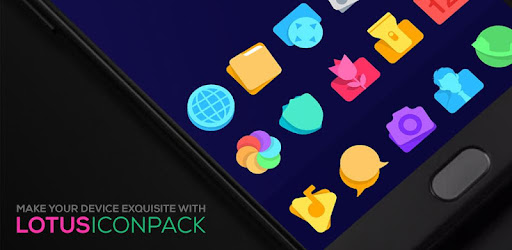 Lotus Icon Pack - Apps on Google Play