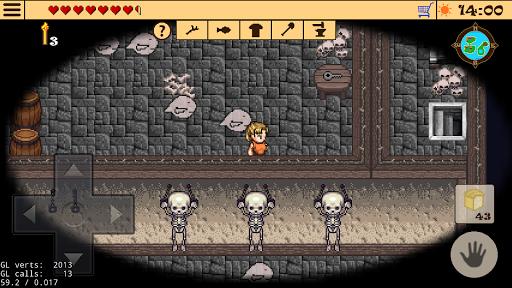 Survival RPG 2 - Temple ruins adventure retro 2d 3.7.11 screenshots 24