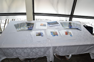 Photo: Tabletop display by Futech / Plad Equipment Ltd.