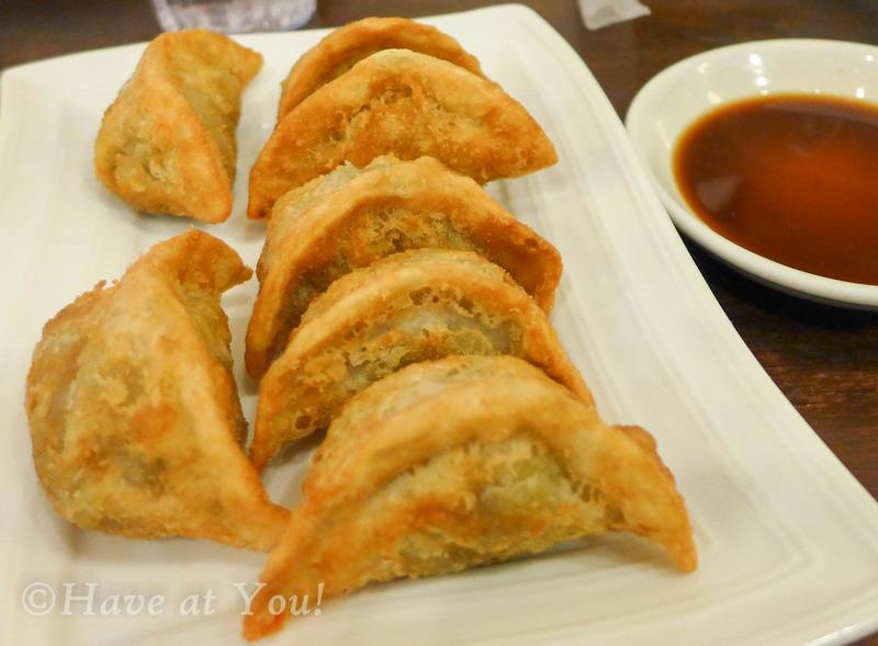 curry beef dumplings