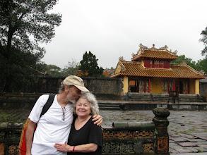 Photo: Happy days in Hue