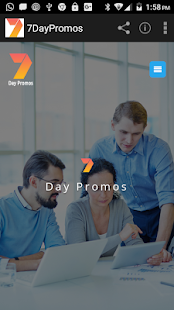 7 Day Promos- screenshot thumbnail