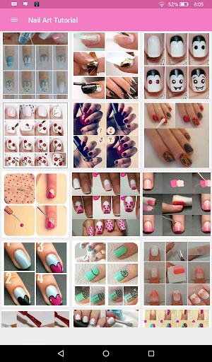 Nail Art Tutorial 1.0 screenshots 1