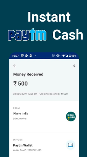 Khelo India - Play with New Friend screenshots 2