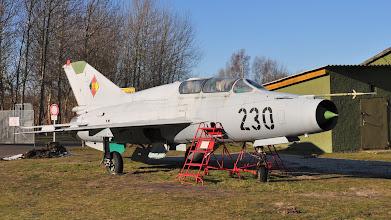 Photo: Samolot MIG-21UM - wersja szkolna popularnego myśliwca