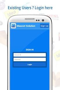 Mascot Mobile Recharge Network screenshot