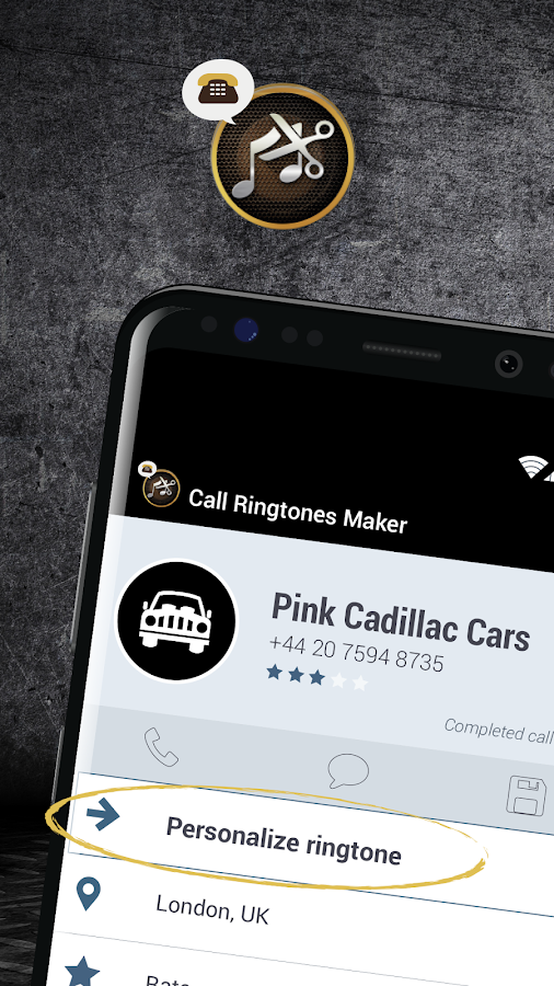 Call Ringtones Maker- screenshot