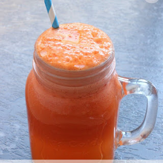 Immune Booster Orange And Carrot Juice