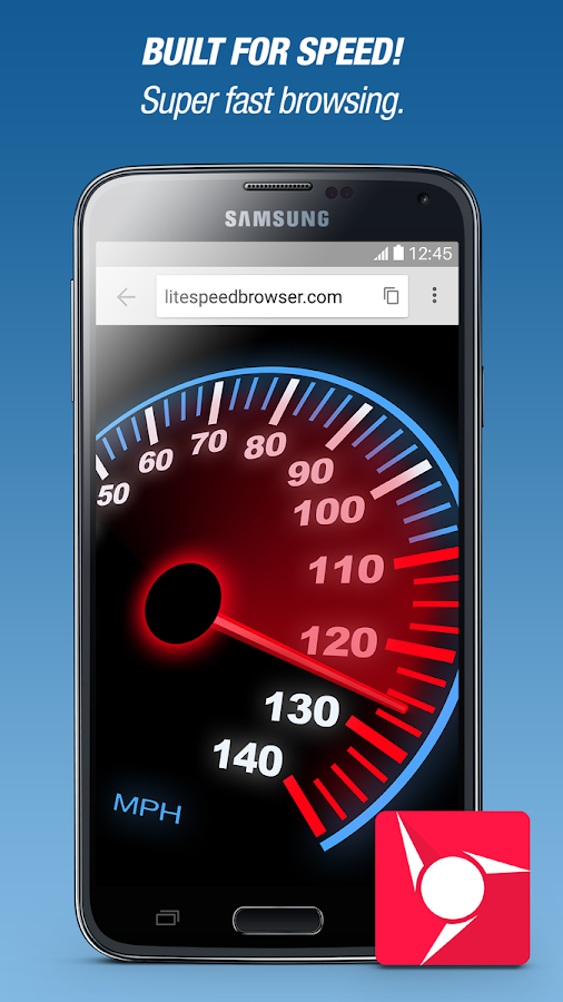 Lite Speed Browser Super Fast- screenshot