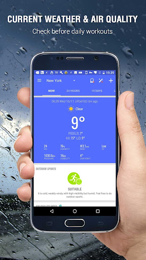 Amber Weather Lite v3.6.8 FULL