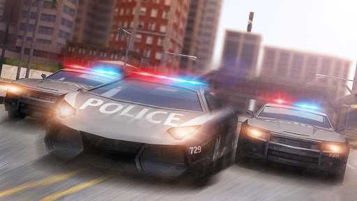 Police Car Chase -Thief  Pursuit game 2019 screenshots apkspray 3