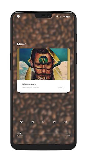 Coffee for KLWP screenshot 3
