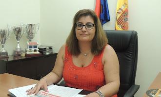 Rocío Martín, secretaria de Presidencia de la FAF