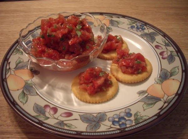 Ciao Bella Bruschetta Recipe