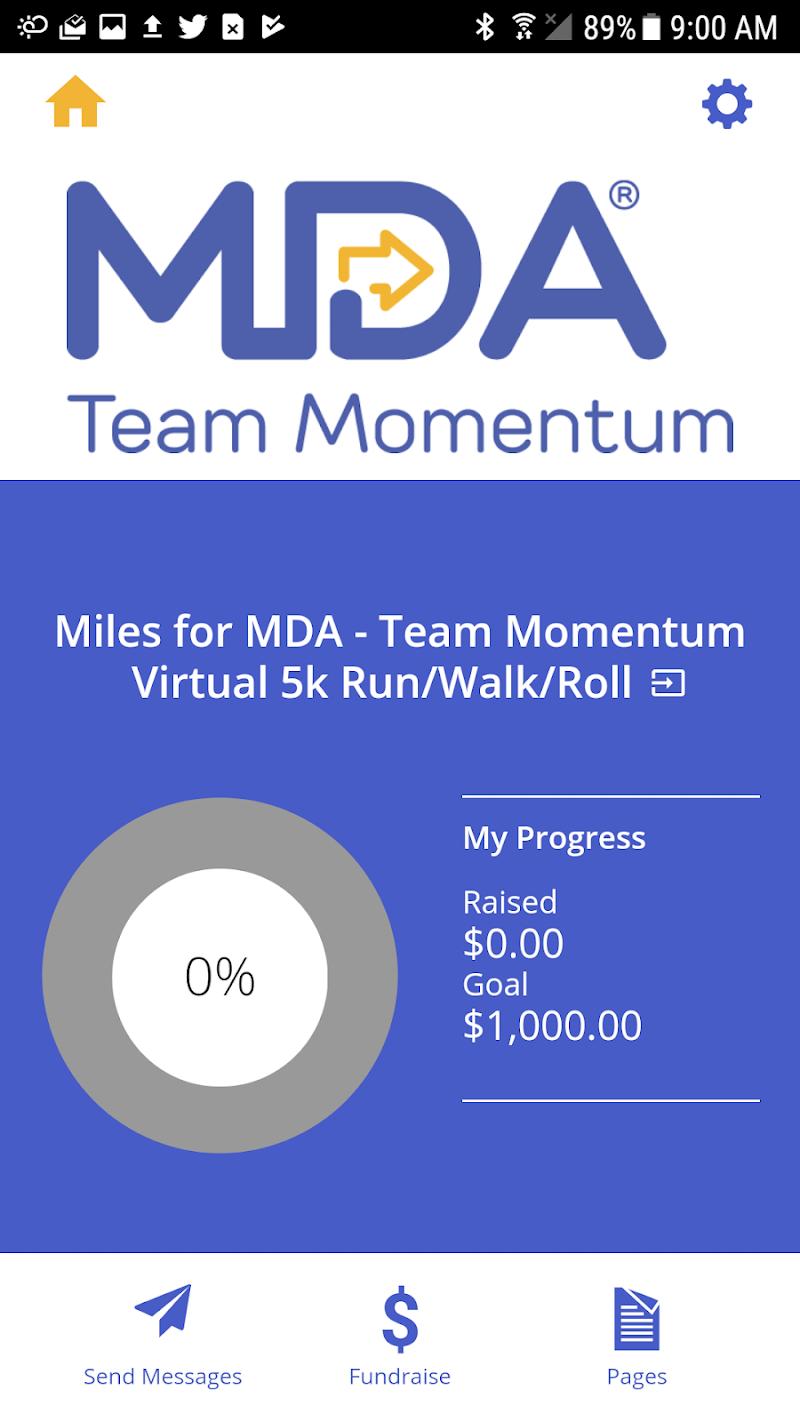Скриншот MDA Team Momentum