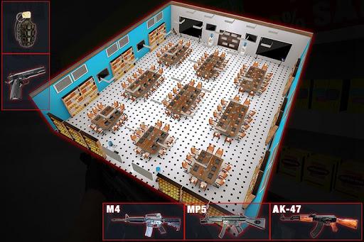 Destroy House Office Supermarket Smash Shooter 1.1 13