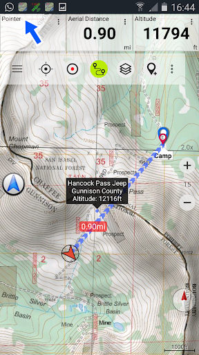 Australia Topo Maps 2.5.3 app download 2