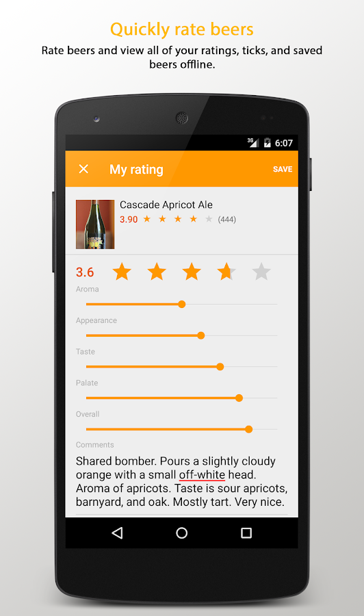 Beer Buddy - Scanner & Ratings APK by S2 IT Consulting LLC Details