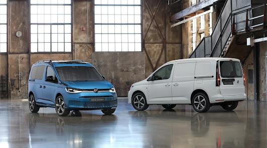 Grupo Vera Import Presenta la quinta generación del Volkswagen Caddy