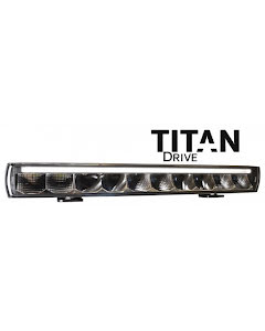 "Titan Drive LED-Ramp 20,5"" 100W (E-Märkt, Driving Beam, Positionsljus)"