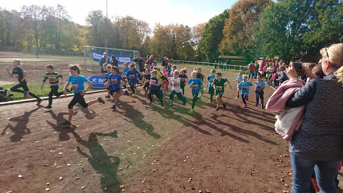 Korschenbroicher Waldlauf Kinder Schüler Lauf