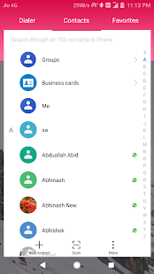 Material Card EMUI 5 Theme - náhled