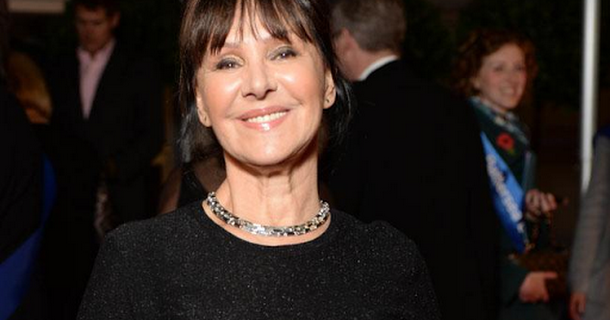 Arlene Phillips thought pregnancy was menopause