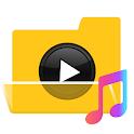 Folder Music Player (MP3) icon