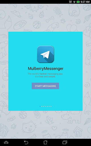Mulberry Messenger