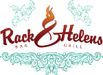 Logo for Rack & Helen's Bar