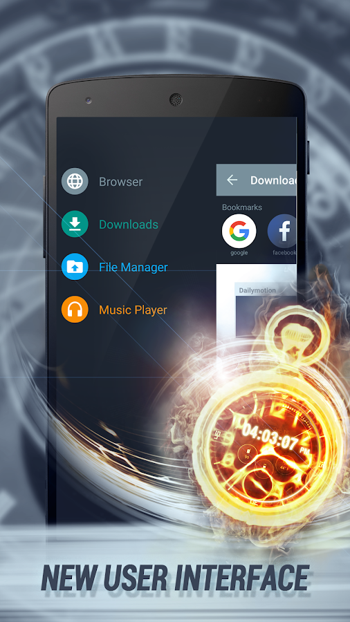 Download Manager for Android- screenshot