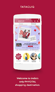 Tata CLiQ: Online Shopping App- screenshot thumbnail